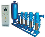 Variable Frequency Drive for Constant Pressure Water Supply