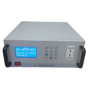 Frequency converter 60Hz to 50Hz